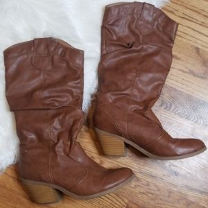🎉3/$15 - Body Central Western Boots